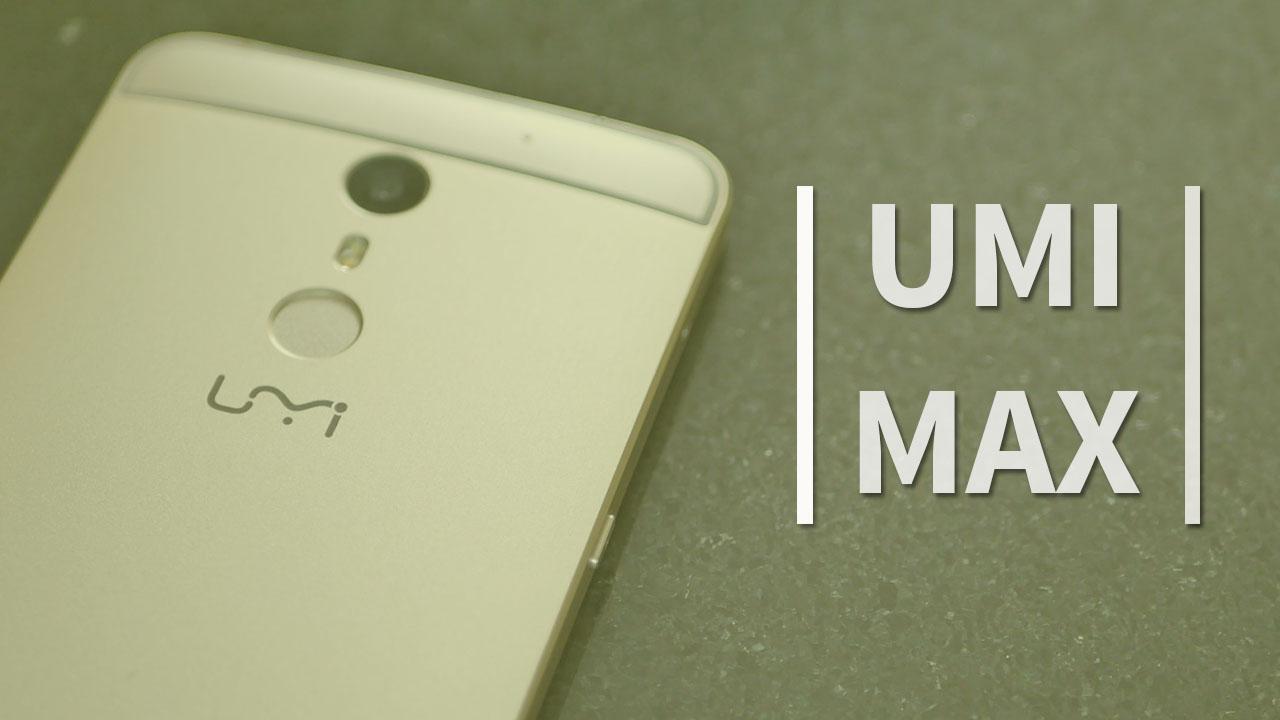 Recensione UMI Max: bello, potente, economico! – TEEECH   VIDEO