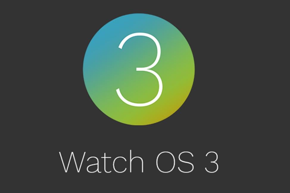 Apple rilascia le beta di watchOS 3.1 e tvOS 10.0.1