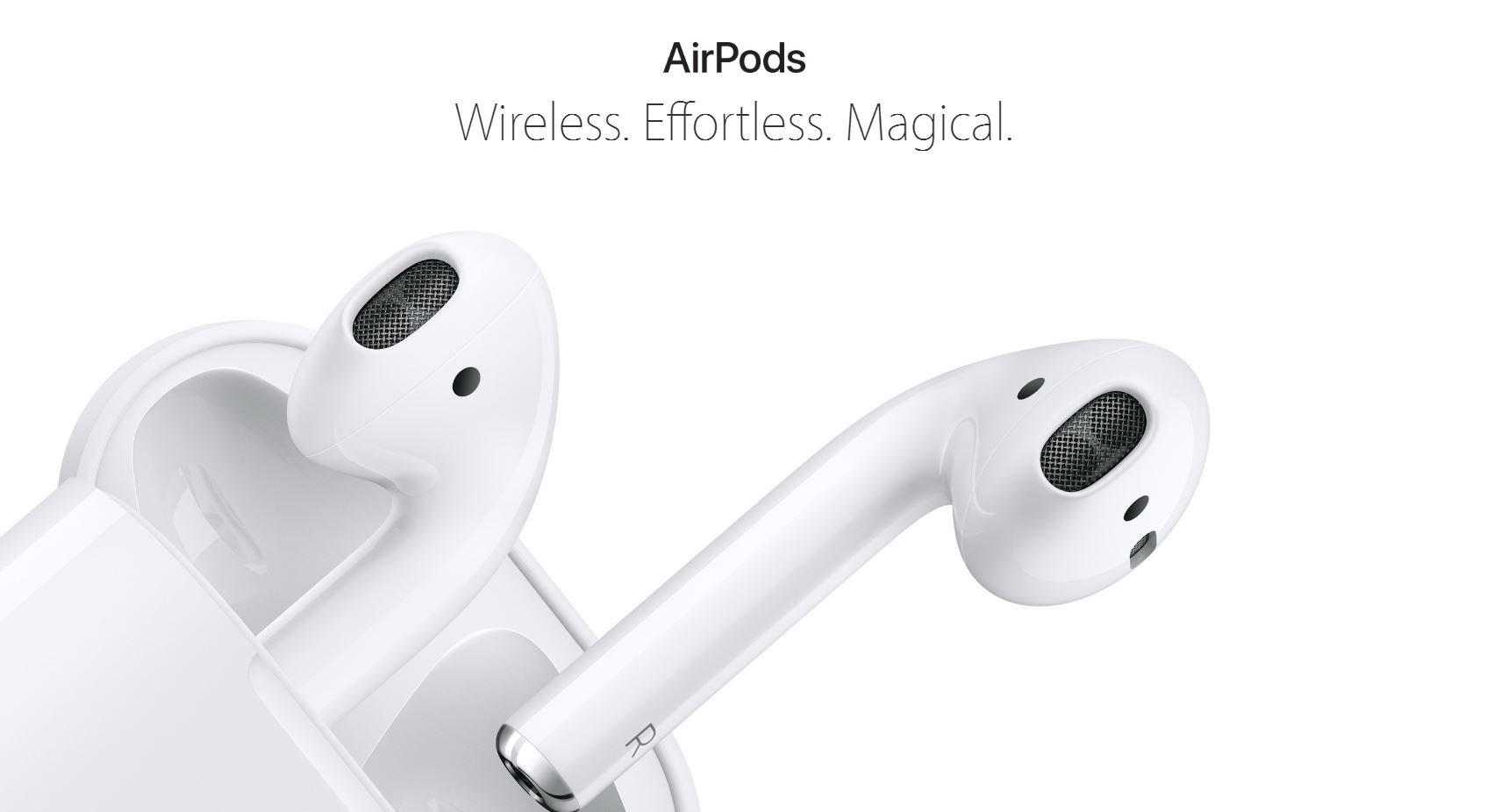 Le AirPods aprono le strade al futuro di Apple