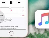 Ecco come accedere alla funzioni Lyrics presente in Apple Music su iOS 10