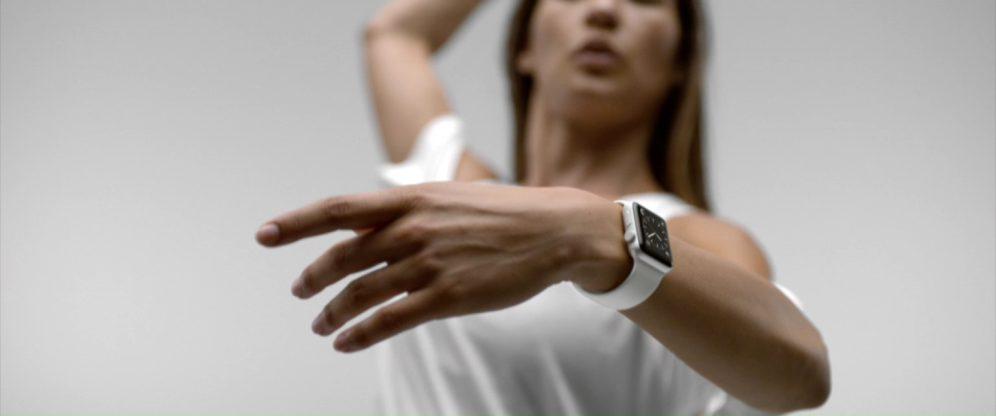 Apple presenta l'Apple Watch 2