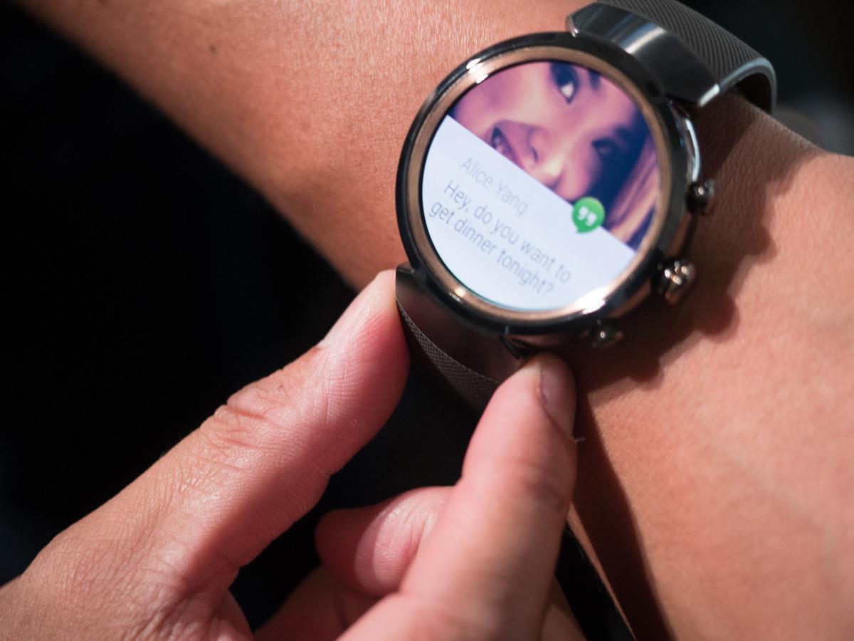 ASUS ZenWatch 3, la risposta all'Apple Watch 2