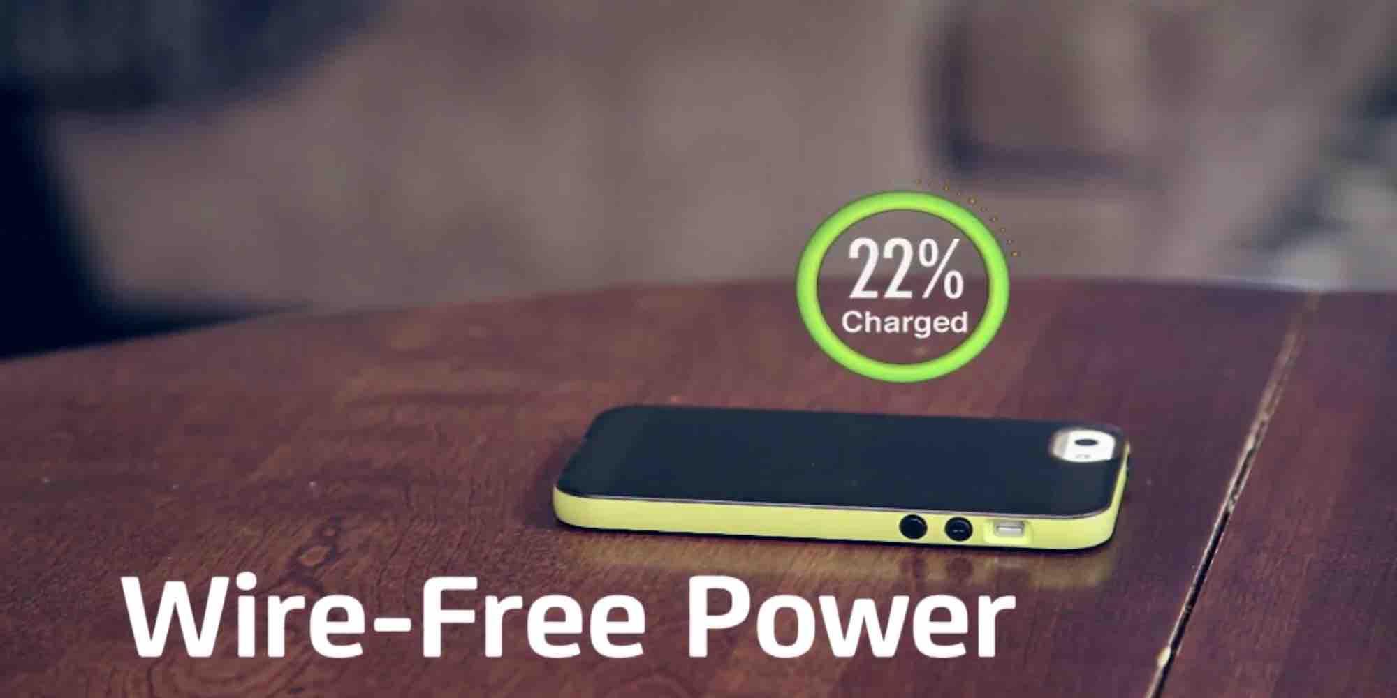 Apple al lavoro sulla ricarica wireless? Arrivano nuove conferme