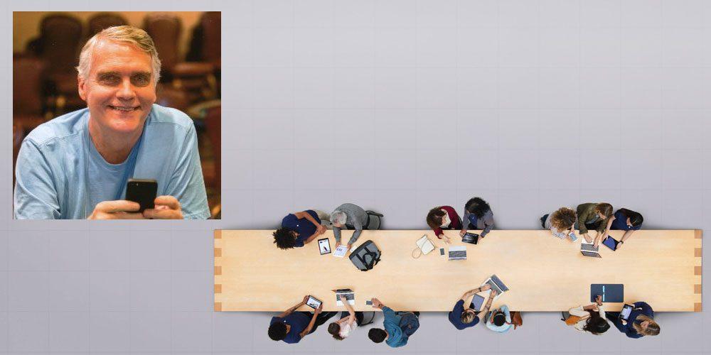 JK Scheinberg non passa il colloquio per fare il Genius in un Apple Store