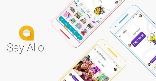 Ecco Allo, l'app di messaggistica Google che fa da assistente virtuale