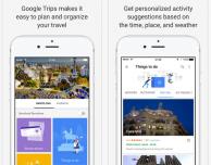 Arriva Google Trips: un'app per gestire i tuoi viaggi con facilità