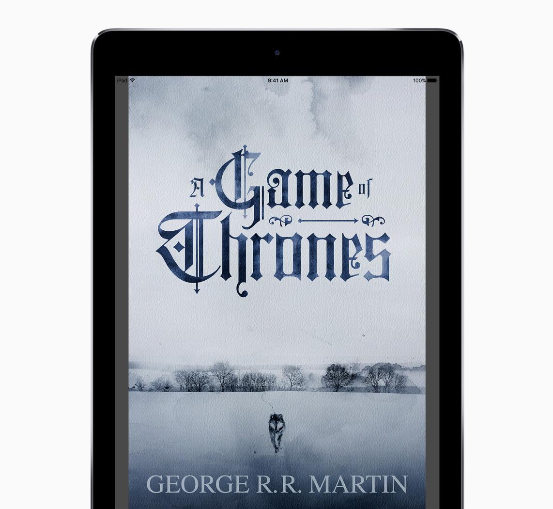 "Random House lancia in esclusiva per iBooks il libro ""A Game of Thrones: Enhanced Edition"""