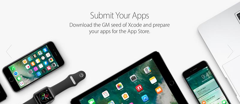 Apple invita gli sviluppatori a preparare le app per i nuovi aggiornamenti