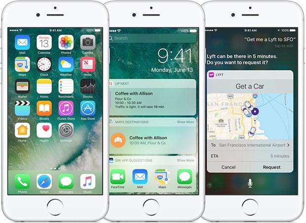 Apple iOS 10 aggiornamento da non perdere. Nuove funzioni e modalità