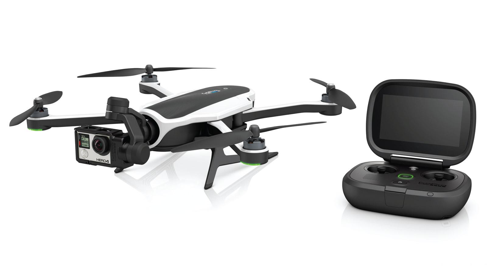 GoPro presenta la nuova Hero 5 e.. un drone!