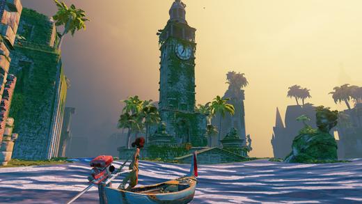 """Esplora un mondo fantastico in """"Submerged: Miku and the Sunken City"""""""