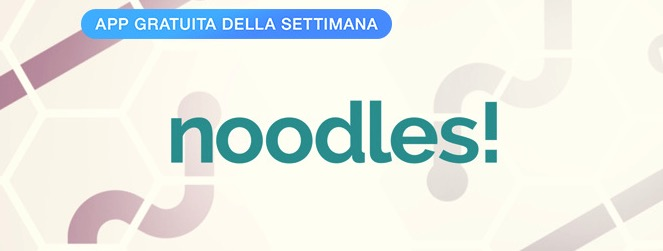 Apple regala il gioco Noodles!