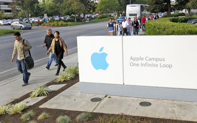 La sede Apple è un posto di lavoro sessista?