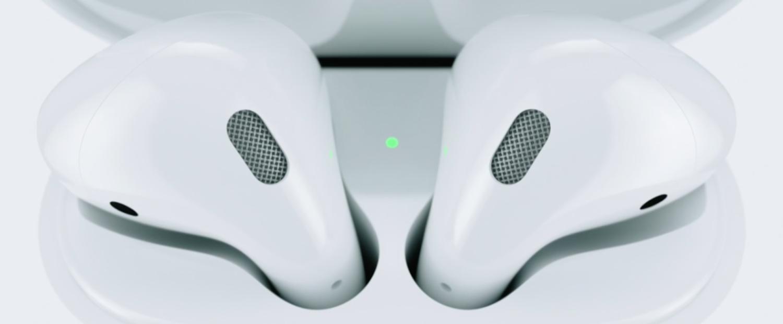apple presenta gli auricolari wireless airpods e nuove. Black Bedroom Furniture Sets. Home Design Ideas