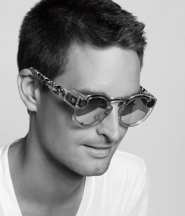 Snapchat lancia Spectacles: gli occhiali social registrano i video