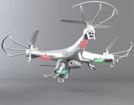Syma X5C-1, il drone-cam economico che si controlla con l'iPhone