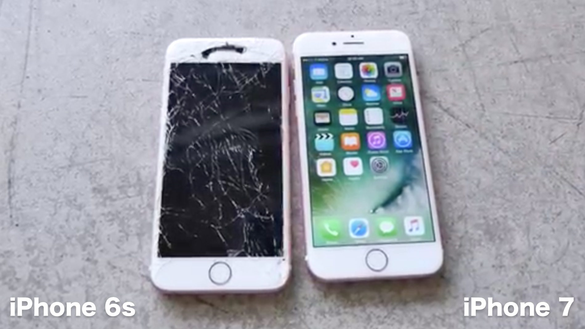 iPhone 7 contro iPhone 6s: chi resiste di più ai drop test?