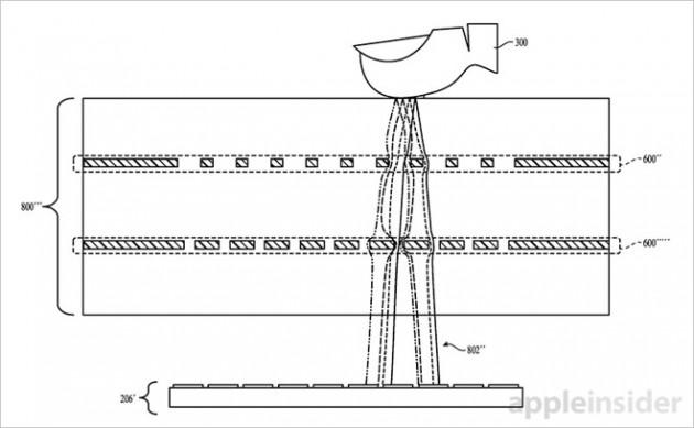 Un nuovo brevetto Apple anticipa il tasto Home dell'iPhone 8