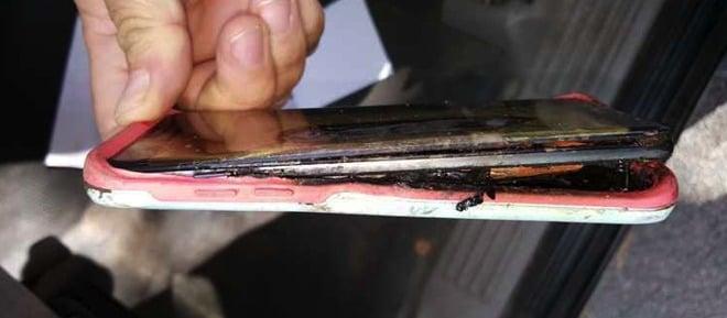 """Altri due Note 7 """"sostituiti"""" prendono fuoco, Samsung sospende la produzione di tutti i modelli!"""