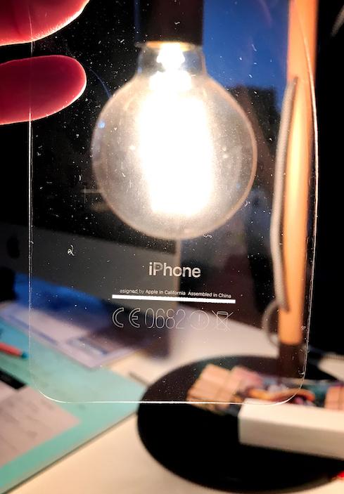 iPhone 7 Jet Black: attenzione alle pellicole posteriori