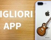 Le migliori app per iPhone al servizio dei chitarristi! – VIDEO