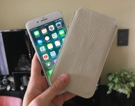 Recensione pochette per iPhone 7 Plus by Lucrin