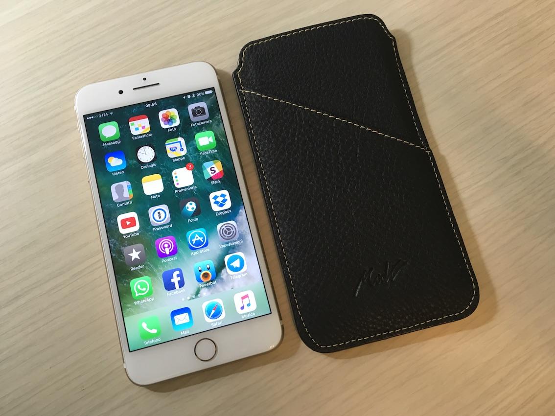 Recensione pochette per iPhone 7 Plus by Modì