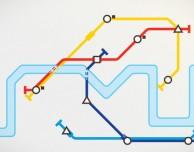 Mini Metro: diventa un progettista di rete metropolitane