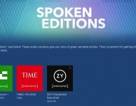Su iTunes arrivano le Spoken Edition: gli articoli si trasformano in podcast!