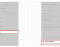 Come inviare foto in bassa qualità e risparmiare dati utilizzando l'app Messaggi di iOS 10