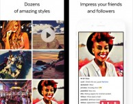 Prisma porta i suo i filtri anche sui video
