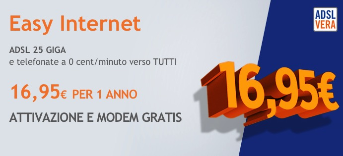 Tim e Infostrada offrono nuovi sconti per l'ADSL di casa!