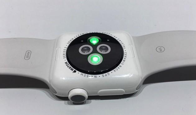 Battito cardiaco per sbloccare Apple Watch 3