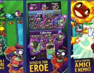 "Disponibile l'attesissimo ""Plants vs. Zombies Heroes"""