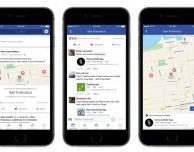 Facebook presenta le nuove funzioni in stile Yelp