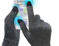 SBS presenta i guanti in lana per schermi touch