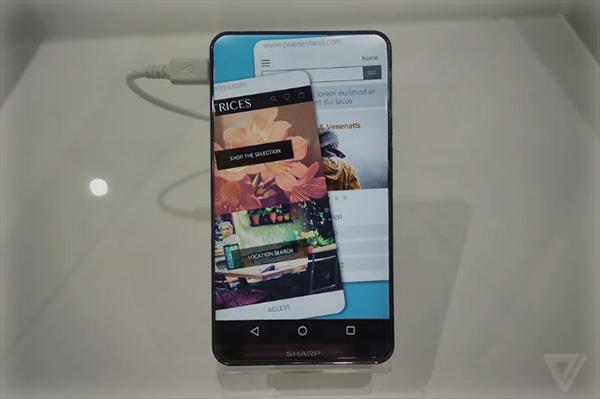 L'iPhone 8 potrebbe montare questo futuristico schermo di Sharp