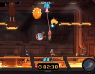 The Bug Butcher: shooter game d'azione in 2D