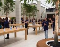 Il nuovo Apple Store di Regent Street a Londra sarà inaugurato sabato