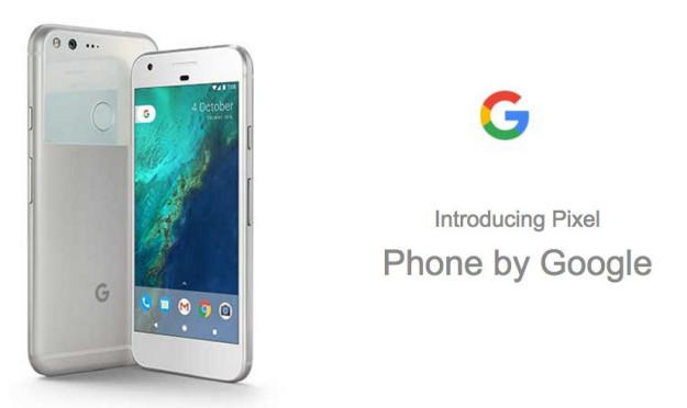 Google presenta il nuovo smartphone Pixel