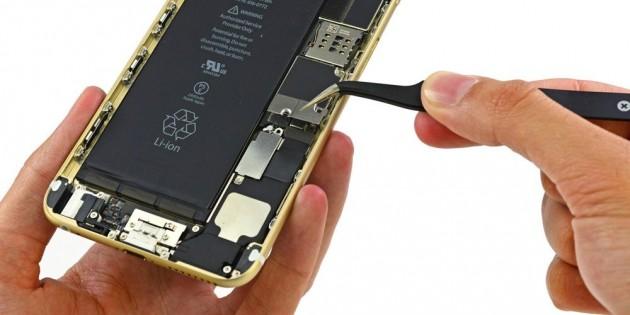 L'iPhone 7 cade alla prova della durata della batteria