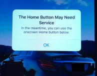 """iPhone 7: iOS 10 offre un'alternativa """"virtuale"""" se il tasto Home si rompe"""