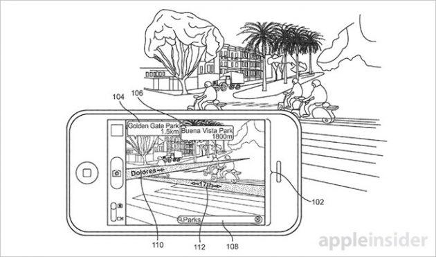 Apple brevetta un sistema di mappatura in realtà virtuale