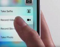 Sette consigli per sfruttare al meglio il 3D Touch