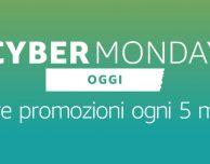 Oggi è Cyber Monday: ecco le offerte su Amazon!