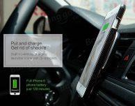 Nillkin presenta il nuovo supporto magnetico per auto (con ricarica wireless)