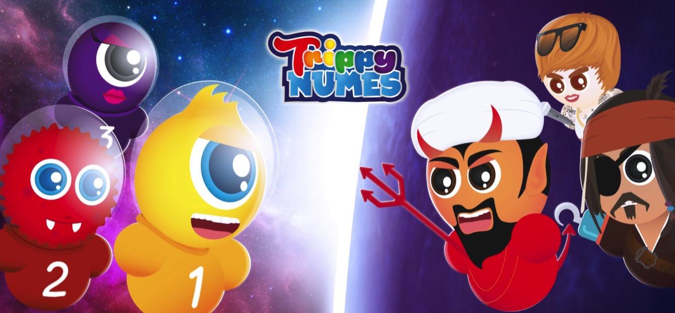 Trippy Numes, aiuta i piccoli Numes in questo divertente puzzle game