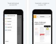 Adobe Reader consente ora di scansionare i documenti