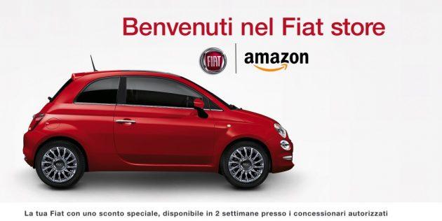 Amazon Vendita Fiat