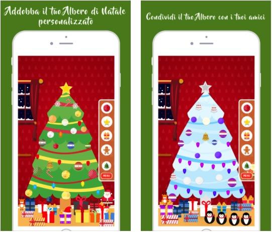 """Crea e condividi il tuo albero di Natale con """"Mini Christmas Tree"""""""